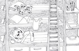Cartoon Bunk Bed by Cartoon The Crafty Sisters Page 35