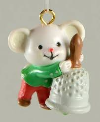 avon a merry mouse ornaments at replacements ltd