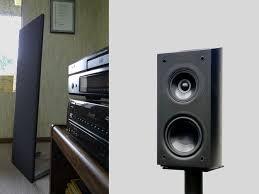 Bookshelf Speaker Design Two Speaker Design Types Flat Panel Or Box Which One U0027s Right For