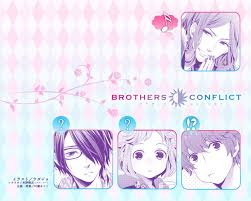 masaomi brothers conflict manga anime mania brothers conflict gallery