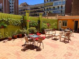 Hostal El Patio by Guest House Hostal Paraiso Barcelona Spain Booking Com