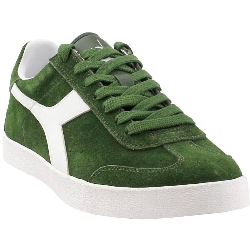 Diadora Pitch Sneakers Green- Mens