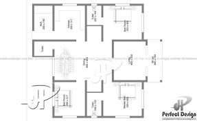 1182 sq ft modern single floor home u2013 kerala home design