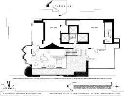 Plumbing Floor Plan The Mark Floor Plans Scott Finn U0026 Associates
