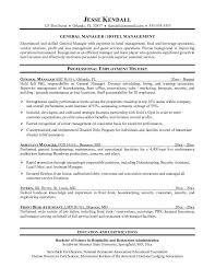 Restaurant Supervisor Resume Sample by Housekeeping Supervisor Resume Srpa Co