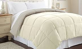 Chezmoi Collection White Goose Down Alternative Comforter Top 10 Best Down Alternative Comforters In 2017 Ultimate Guide