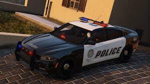 Dodge Challenger Police Car - 2015 dodge charger rt police gta5 mods com