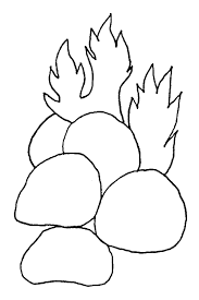 coloring rock coloring pages