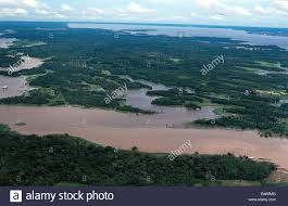 geography travel brazil landscapes river amazon river
