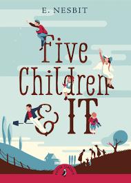 five children and it e nesbit 9780141321615 books amazon ca