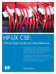 Desk Reference System by Keenan Hp Ux Cse Official Study Guide And Desk Reference
