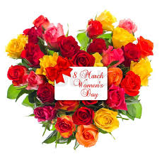 colorful roses colorful roses bouquet in heart shape with gift card on white