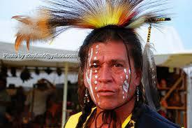 native american face paint customs colors designs various