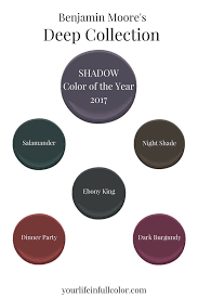 benjamin moore deep purple colors benjamin moore s color of the year 2017 your life in full color
