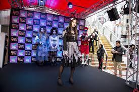 Halloween Music Light Show by Fashion Trick Or Cute Dempagumi Inc Bandjanaimon And Ladybaby