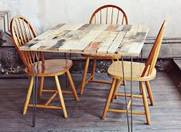 fabriquer sa table de cuisine fabriquer sa table de cuisine 10 comment faire une rustique et