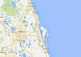 Map Melbourne Fl Maps Of Florida Orlando Tampa Miami Keys And More