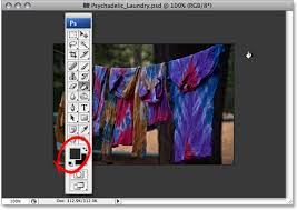 setting the background in photoshop or indesign dekeonline
