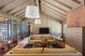 Lighting For Beamed Ceilings Photo 20 Of 23 In A California Compound Hits The Market At