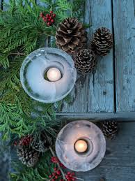 Home Made Christmas Decor 77 Diy Christmas Decorating Ideas Hgtv