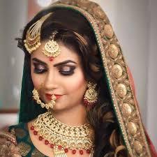 muslim bridal bridal makeup parul garg