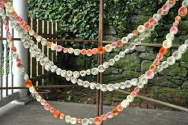 wedding garland inspired wedding garland paper flowers mid south