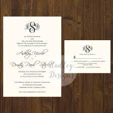 Traditional Wedding Invitation Cards Hadley Designs Elegant Classic