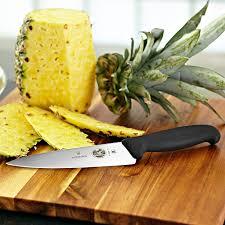 Victorinox Kitchen Knives Fibrox by Amazon Com Victorinox 4 Piece Knife Set With Fibrox Handles