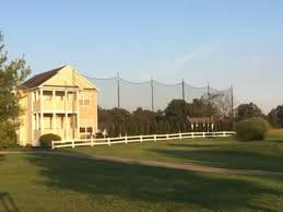 Golf Net For Backyard by Back Up Nets Barrier Netting Cages For Soccer Golf Lacrosse