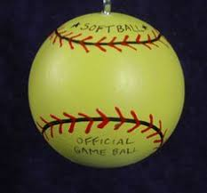 how great is this softball snowman i need this for my