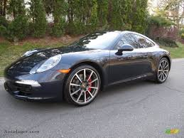 porsche dark blue metallic 2012 porsche 911 carrera s coupe in dark blue metallic 122205