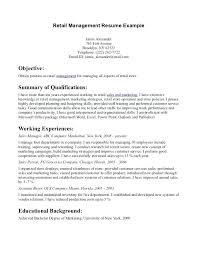 sample retail store manager resume convenience store manager resume u2013 suren drummer info