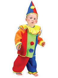 kids costumes unisex bobo the clown costume kids costumes
