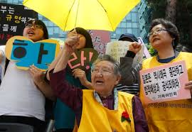 Comfort Women Japan Timeline Japan South Korea Agreement On U0027comfort Women