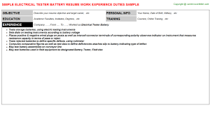 Sample Qa Tester Resume by Servicenow Qa Tester Resumes Samples