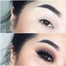 reallyy simple 2 color neutral smokey eye anddd only used 3 s great makeup 2017