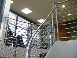 Stainless Steel Banister Rail Elegant Stainless Steel Railings P U0026p Artec