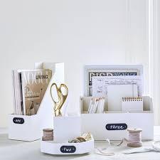 Design Desk Accessories Wooden Desk Accessories Pbteen