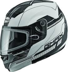 shark motocross helmets 143 96 gmax md04 modular snowmobile helmet 994893