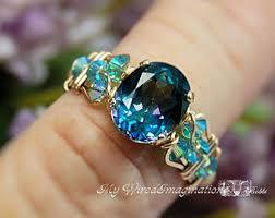 engagement rings unique engagement rings etsy