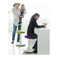 focal upright on stools and desks