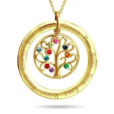 mothers necklace with names mothers necklace with kids names thrill this year