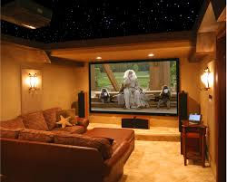Small Home Theater - Home theater design layout