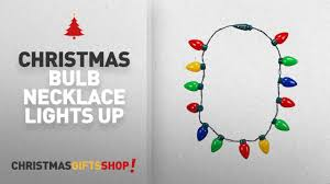 bulb necklace lights up ideas led light up bulb