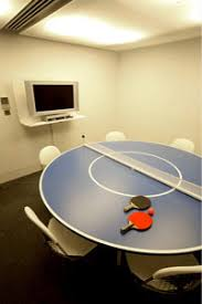 Table Tennis Meeting Table Office Meeting Room Designs