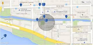 Map Radius Tool Radius Networks Developer