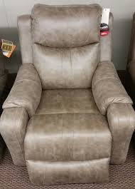 5881 southern motion marvel rocker recliner with power headrest