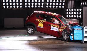 new renault kwid airbag equipped renault kwid gets 1 star gncap rating honda