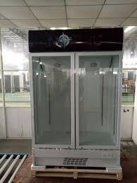 beverage cooler glass door supermarket fridge convenience store beverage cooler glass door