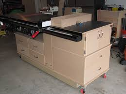 Table Saw Cabinet Plans Cabinet Router Cabinet Plans